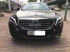 Bán ô tô Mercedes S400 sản xuất 2016, màu đen, xe đẹp xuất sắc, đăng ký tư nhân