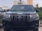 Bán xe Toyota Land Cruiser Prado năm sản xuất 2018, màu đen, nhập khẩu nguyên chiếc