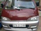 Bán Daihatsu Citivan sản xuất năm 2000, màu đỏ, nhập khẩu