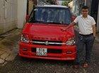 Cần bán lại xe Suzuki Wagon R+ 2006, màu đỏ