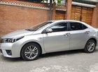 Bán Toyota Corolla altis 1.8G AT đời 2017, màu bạc, 695tr