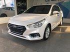 Bán ô tô Hyundai Accent 1.4 AT sản xuất 2018, màu trắng, giá chỉ 499 triệu giao ngay