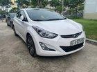 Bán Hyundai Elantra GLS 1.8AT màu trắng số tự động nhập Hàn Quốc 2014 biển Sài Gòn, mẫu mới đi 33000km