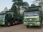 Bán xe tải ben Howo 4 chân 371 Hp đời 2015, tải trọng 16,8 tấn