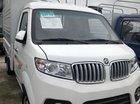 Bán xe Dongben 990kg thùng bạt năm 2018, màu trắng, giá 227tr