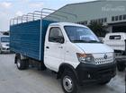 Bán xe Dongben 1,9 tấn thùng bạt 3,3m 2018, màu trắng, giá tốt