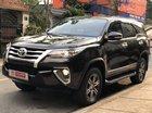 Cần bán Toyota Fortuner 2.4G sản xuất 2017, màu đen, nhập khẩu nguyên chiếc