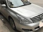 Cần bán xe Nissan Teana 2.0 AT năm 2010, màu bạc, 466 triệu