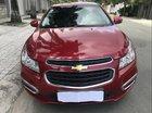 Bán ô tô Chevrolet Cruze LT đời 2017, màu đỏ ít sử dụng, giá cạnh tranh