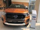 Bán Ford Ranger Wildtrak 2.0 model 2019, màu cam, đủ màu, giao xe ngay