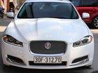 Bán Jaguar XF nhập Mỹ đăng ký lần đầu 2016 model 2014 trắng/da bò