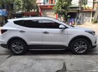 Bán Hyundai Santa Fe 2.4 2017, màu trắng