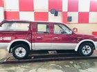 Cần bán xe Ford Ranger XLT sản xuất 2002, màu đỏ 2 cầu máy dầu