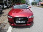 Cần bán lại xe Audi A6 2014, màu đỏ, nhập khẩu số tự động