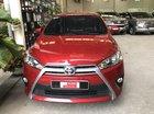Bán xe Toyota Yaris 1.5G đời 2017, số tự động, màu đỏ may mắn, xe đẹp như mới mời khách xem mua xe thương lượng giá