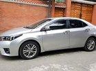 Cần bán gấp Toyota Corolla altis 1.8G AT sản xuất 2017, màu bạc