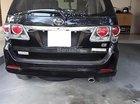 Bán Toyota Fortuner 2.7V 4x2 AT năm 2015, màu đen
