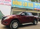 Cần bán xe Mazda BT 50 đời 2014 màu đỏ, nhập khẩu, 550 triệu