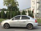Cần bán Hyundai Verna đời 2008, màu bạc, xe nhập