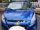 Bán Chevrolet Spark năm 2017, màu xanh lam, 265 triệu