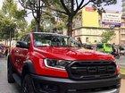 Bán Ford Ranger Raptor sản xuất năm 2018 model 2019, màu đỏ, xe nhập khẩu LH: 0941921742