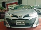 Cần bán xe Toyota Vios 2018 giá khuyến mãi