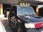 Cần bán xe Hyundai Galloper 2.5 MT đời 2002, màu đen, xe nhập