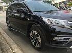 Cần bán gấp Honda CR V 2.4 AT đời 2016, màu đen giá cạnh tranh