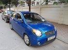 Cần bán lại xe Kia Morning SLX đời 2008, màu xanh lam, nhập khẩu chính chủ
