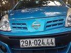 Bán Nissan Pixo 1.0 AT năm sản xuất 2010, màu xanh lam, xe nhập, 268tr