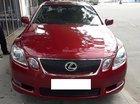 Bán Lexus GS 300 năm sản xuất 2005, màu đỏ, xe nhập