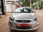 Bán xe Hyundai Accent 1.4 MT 2012, màu bạc, nhập khẩu