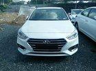 Bán Hyundai Accent 1.4AT sản xuất 2018, màu trắng, xe nhập