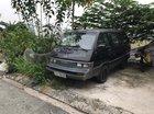 Bán Toyota Van sản xuất năm 1984, màu đen, xe nhập giá cạnh tranh