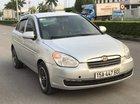 Bán ô tô Hyundai Verna sản xuất năm 2008, màu bạc, nhập khẩu nguyên chiếc, 179tr