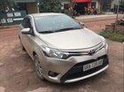 Cần bán xe Toyota Vios năm 2017, màu cát vàng