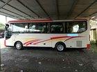 Cần bán xe Thaco Universe TB82 năm 2014, màu trắng còn mới