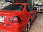 Bán BMW 3 Series 318i sản xuất năm 2004, màu đỏ