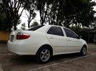 Cần bán lại xe Toyota Vios đời 2006, màu trắng, 205tr