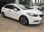 Cần bán gấp Kia K3 1.6 AT năm 2015, màu trắng giá cạnh tranh