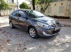 Bán ô tô Hyundai Accent 1.4 AT sản xuất năm 2012, màu xám, nhập khẩu nguyên chiếc số tự động