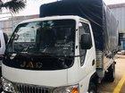 Bán xe tải JAC 1T25 thùng bạt, máy dầu