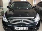 Bán ô tô Nissan Teana 2.0AT đời 2010, màu đen, xe nhập khẩu