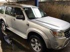 Cần bán Ford Everest Mt năm 2011, màu bạc, giá chỉ 540 triệu