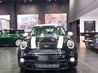 Bán xe Mini Cooper S 5 Doors LCI model 2019, màu Midnight Black, nhập khẩu từ Anh Quốc, có xe giao ngay - hỗ trợ vay 80%