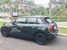 Bán xe MINI ONE model 2019, màu Bristish Racing Green, nhập khẩu nguyên chiếc, giao xe ngay - hỗ trợ vay 80%