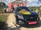 Bán Chevrolet Cruze LT 2016, màu đen, xe nhập chính chủ