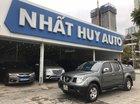 Bán ô tô Nissan Navara 2.5 MT 2012, màu xám, xe nhập