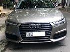 Bán Audi A6 sx cuối 2016, đk 1/2017, màu vàng cát cực hiếm