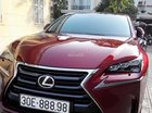 Bán Lexus NX 200t đời 2016, màu đỏ, nhập khẩu